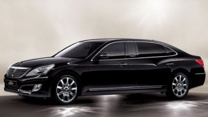 Hyundai Equus Stretch