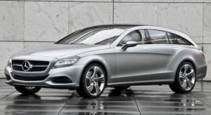 Mercedes-Benz CLC-Class Shooting Brake